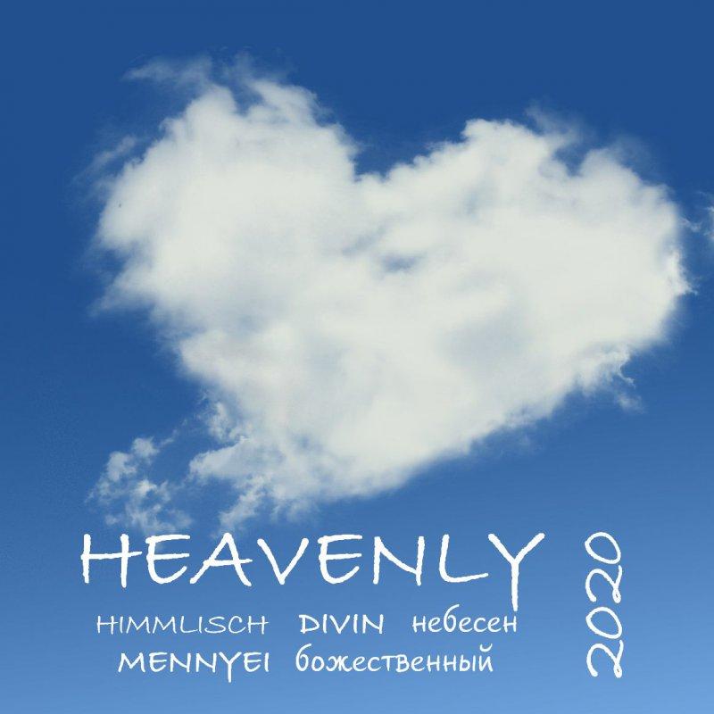 Kalender HEAVENLY 2020 - sechssprachig